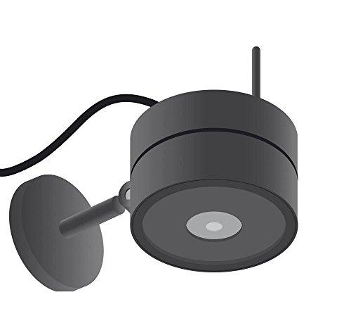 Faro 70150 ATON LED Lampe projecteur extérieur noire