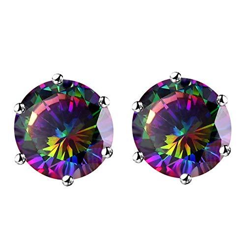 Generic Mode sechs Pfoten Tropfen Schiefer Ohrringe Damen Ohrringe -