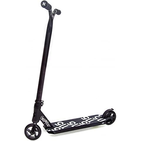 Sacrifice Flyte Serie 115 Scooter Monopattino Completo - Nero - Freestyle Skate Shop