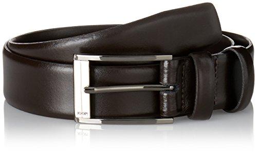 Joop! Herren Gürtel 7002 JOOPCOLL.Belt 3,5 cm/NOS, (Braun 52), 90