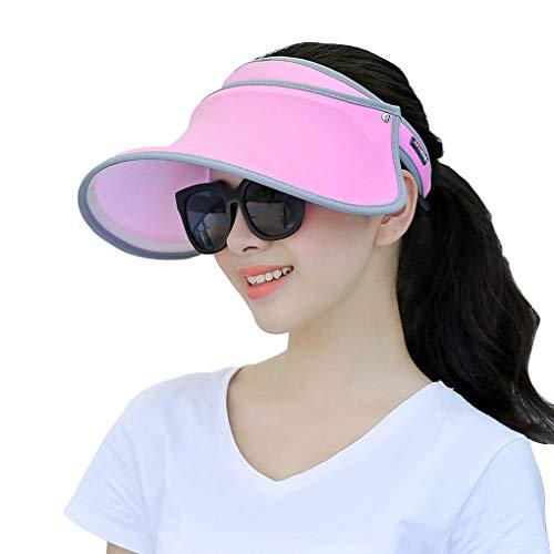 arben-Unisex Cap Verstellbare Lauf Tennis Golf leeren Top Schirmmütze Frauen Sonnenschutz Hüte Outdoor Sports ()