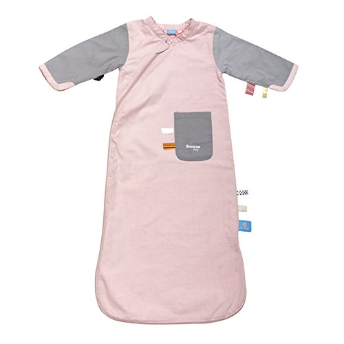 Snooze Baby 2004 Sleep Suit Gigoteuse, Girl/3–9 mois