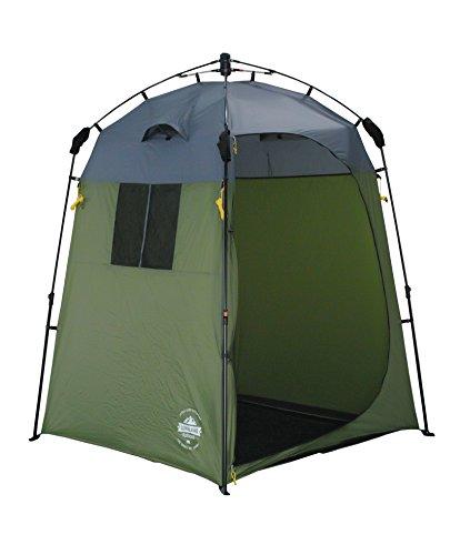 Lumaland Outdoor Pop Up Tienda de campaña Ducha Aseo Privacidad Camping 155x155x220...