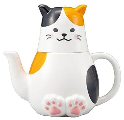 Sun Art Chat pour Une Tasse et théière au Japon SAN2525