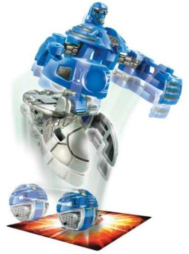 Bakugan Gundalian Invaders - Baku Sky Raiders JAAKOR (Aquos / Blue)