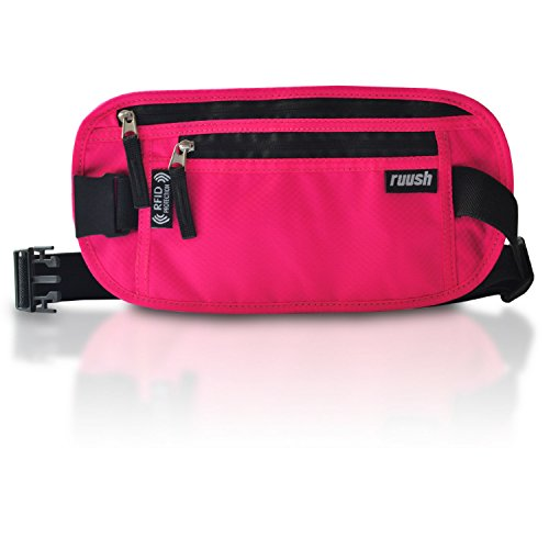 ruush body street bag ultradünn umhängetasche pink