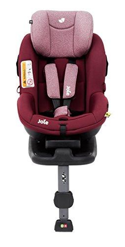 Preisvergleich Produktbild Joie i-Anchor Advance Reboard Sitz Merlot (ohne Isofix Base)