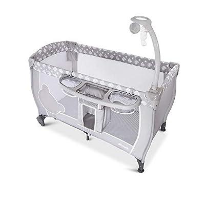 Hauck Baby Center - Cuna de viaje para bebé