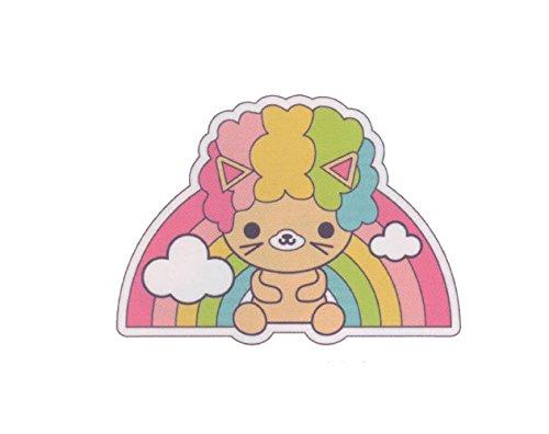 Rainbow AC Original Officially Licensed Artwork-Sticker Decal -