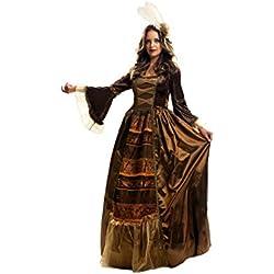 My Other Me Me - Disfraz de Reina medieval de lujo, talla M-L (Viving Costumes MOM01247)