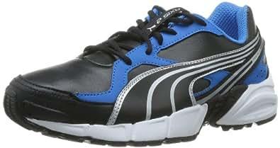 Puma Axis 2 Sl Jr, Chaussures de sport garçon - Noir (11), 30 EU