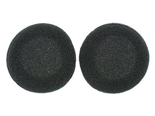 WEWOM 2 Ersatz Universal Schaumstoff Polster für Kopfhörer, Durchmesser: 35mm - 3