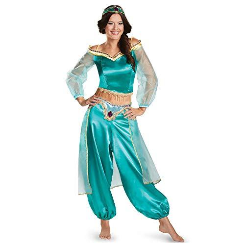 HYMZP Kostüm Damen, Griechische Aladdin Lampe Gott Prinzessin Rock Halloween Cosplay Erwachsene Damen Kostüm, Karneval - Herren Rock Gott Kostüm