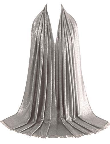 DiaryLook Weiche feste Pashmina Wrap Schal Stola Damen Schal für Hochzeiten (Schals Und Wraps Für Hochzeit)
