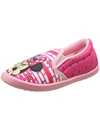 Disney Girl's Minnie Lycra Indian Shoes