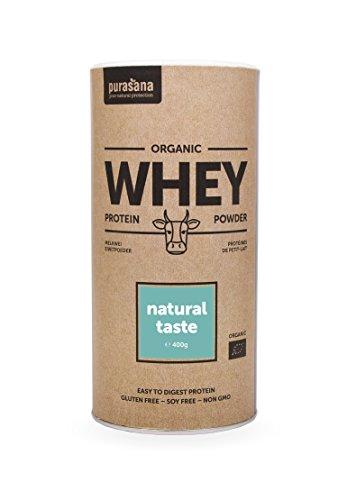PURASANA Bio Whey Protein-Pulver von österreichischen Kühen aus Bio-Haltung - hervorragende Milch und Molkequalität (Bio-protein-milch)