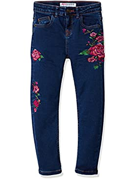 RED WAGON Jeans con Ricami Flore