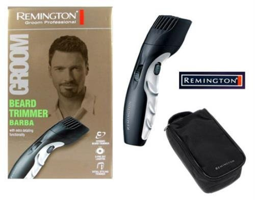 Remington MB320C Mains Rechargeable Beard Trimmer by Remington