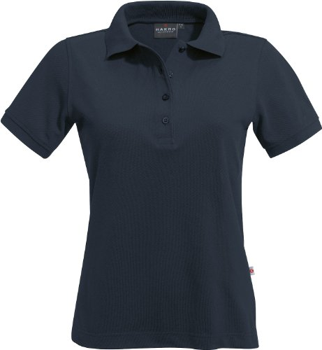 Classic Fit Polo T-shirt (HAKRO Damen Polo-Shirt