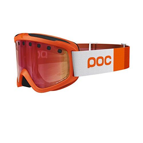 5ecb7da898 POC Skibrille Iris Stripes - Gafas de esquí, Naranja (Corp Orange), Regular