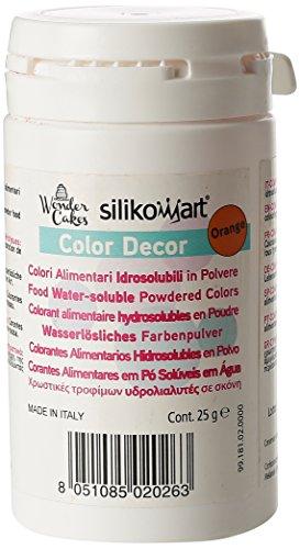 Silikomart - Colorante alimentare, polvere idrosolubile usato  Spedito ovunque in Italia