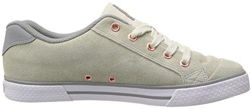 DC Shoes Chelsea Sd, Baskets mode femme Ivoire (Turtle Dove)