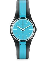 Swatch Herrenuhr Azzurrami GM186