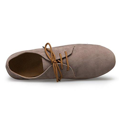 Miyoopark ,  Herren Tanzschuhe , Braun - Brown-2.5cm heel - Größe: 44 - 4