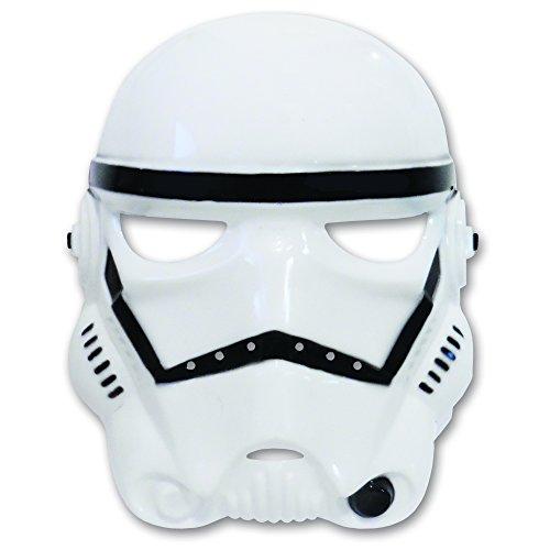 Erwachsene Trooper Kostüme Mann (Stormtrooper Erwachsene Weiß Kostüm Halloween)