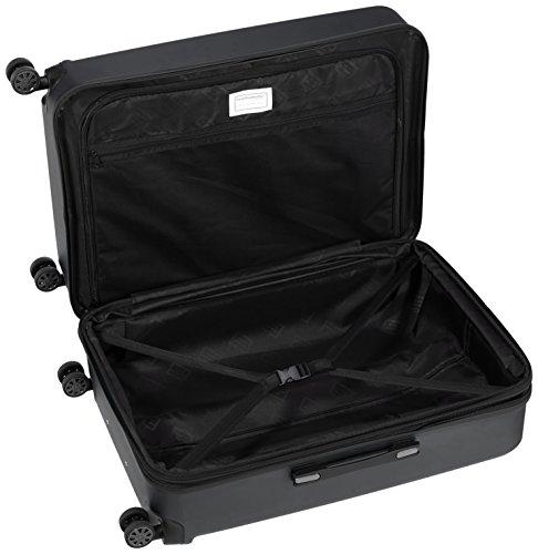 HAUPTSTADTKOFFER - X-Berg - Koffer Trolley Hartschalenkoffer, TSA, 75 cm, 128 Liter, Schwarz - 6