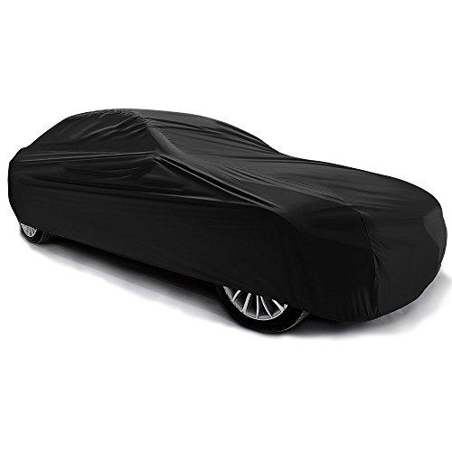 CaRSun Autogaragen Abdeckplane Auto Schutzhülle Autoabdeckung Autoschutzdecke Autohaube 190T (Size L:L480*H170*B145cm )