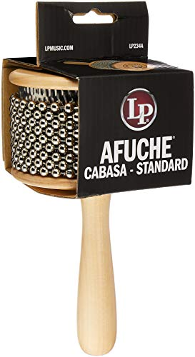 LP Latin Percussion LP861760 Afuche/Cabasa Standard Wood LP234A