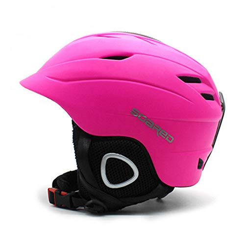 ZWX Frauen/Männer/Kinder Ski Helm/Brille Snowboard Helm Schneemobil Moto Radfahren Skateboard...