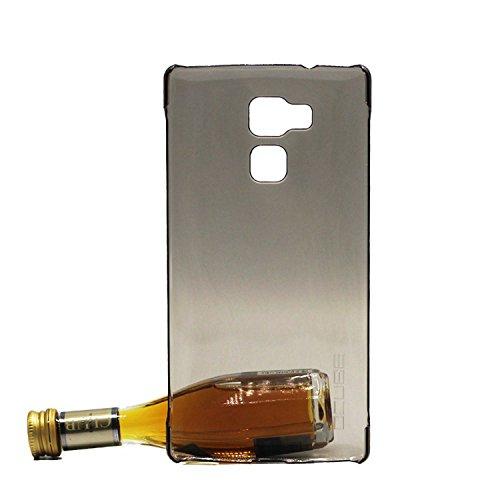 Guran® Hart Plastik Schutzhülle Case Cover für Vernee Apollo Lite Smartphone Hülle Handytasche Etui-grau