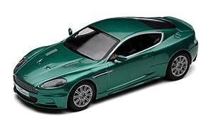 Scalextric 500003089 Aston Martin DBS HD DPR - Coche miniatura para circuito de carreras eléctrico (escala 1:32) importado de Alemania