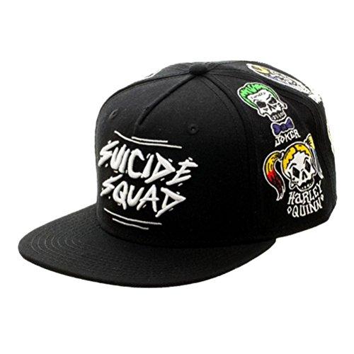 Ufficiale Suicide Squad carattere Omni cappelli - nuova DC Comics