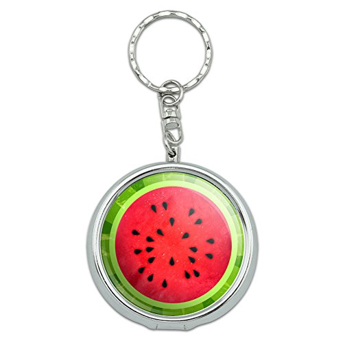 portable-travel-size-pocket-purse-ashtray-keychain-food-drink-bacon-coffee-watermelon