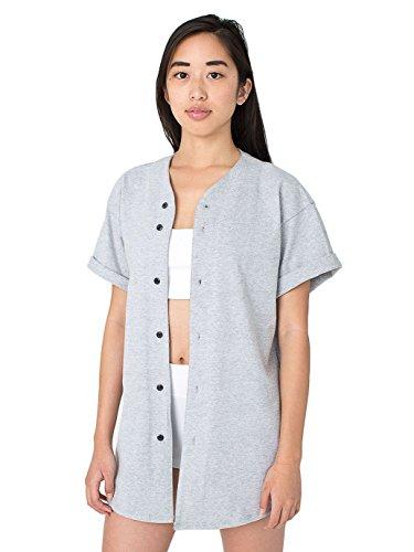 american-apparel-t-shirt-abbigliamento-uomo-grigio-medium