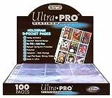 Ultra Pro 9Pocket Seiten Platinum (80)