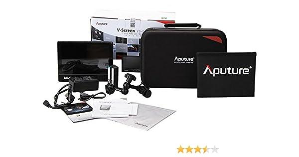 Apture Vs 2 Kit V Screen 7 Tft Lcd Hd Monitor Amazonde Elektronik
