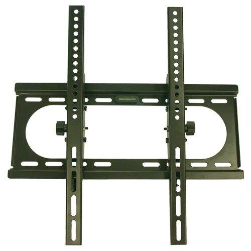 SK06 TV Wandhalterung für LCD LED Plasma TV Fernsehen Monitor Wandhalter Wand Halter Halterung Befestigung - 23'- 42' - Schwarz