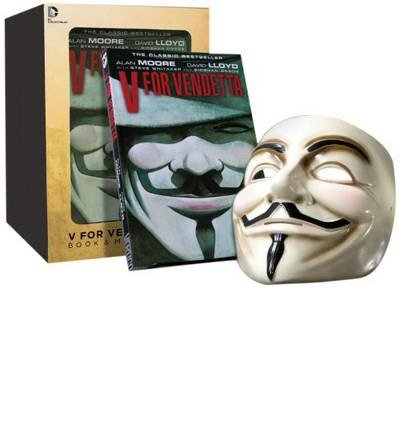 [V for Vendetta Deluxe Collector Set] [by: Alan Moore]