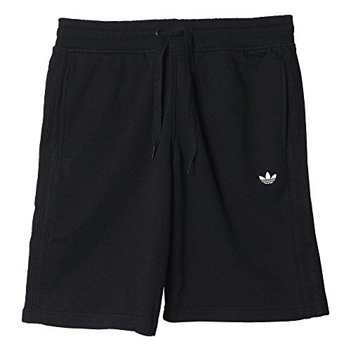 adidas Herren Shorts Classic FLE, Schwarz, L, 4056559570804 (Herren-classic Knit Pant)