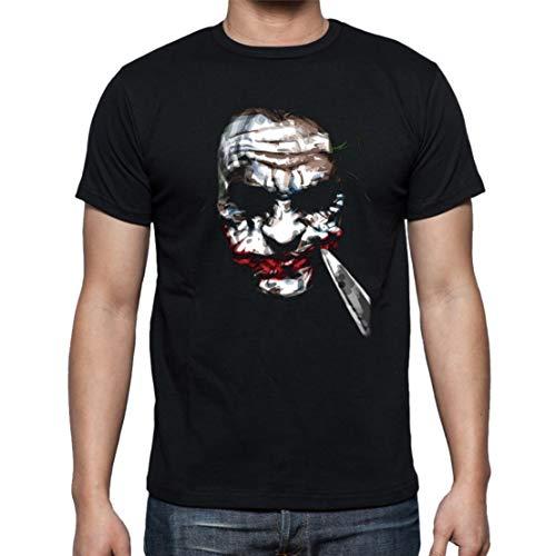 Camiseta de Hombre Batman Harley Quinn Jocker DC S