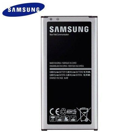 100% Original Samsung Galaxy S5 Akku Batterie EB-BG900BBEGWW mit NFC!