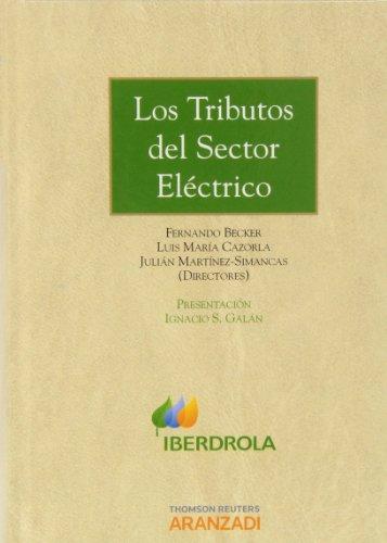 Los Tributos del Sector Eléctrico (Monografía)