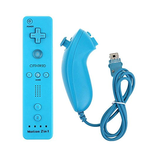 CITTATREND-Mando a Distancia para Nintendo Wii, Wii
