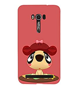TOUCHNER (TN) Leo 2 Back Case Cover for Asus Zenfone Go::Asus Zenfone Go ZC500TG