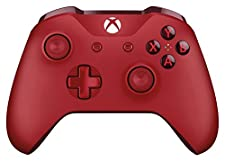 Xbox One: Wireless Controller, Rosso