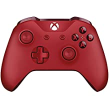 Manette sans fil pour Xbox One - rouge